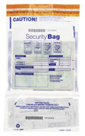 Twin Money Handling Bag Vertical 9 1/2 x 15