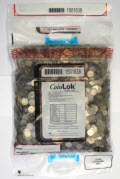 CoinLOK 13 1/2 x 25 Coin Money Handling Bag